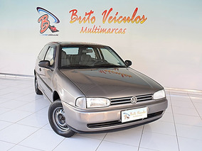 Volkswagen Gol 1.6 Mi Cl 8v Gasolina 2p Manual 1998