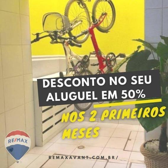 Kitnet Com 1 Dormitório Para Alugar, 32 M² Por R$ 620,00/mês - Cidade 2000 - Fortaleza/ce - Kn0046