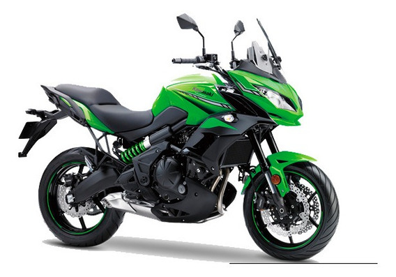 Kawasaki Versys 650 0km Touring 12 Cuotas No Honda Nc