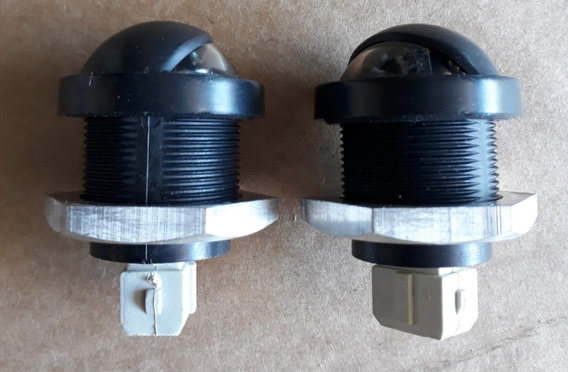 Lanterna Placa Troller 2001 A 2014 Kit 2 Peças