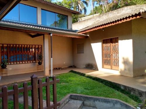 Casa Em Condomínio Para Venda Em Itapecerica Da Serra, Jardim Dos Pinheiros, 4 Dormitórios, 2 Suítes, 4 Banheiros, 4 Vagas - 600_2-1002705