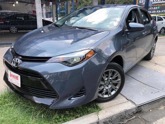 Toyota Corolla 2018 1.8 Cvt