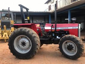 Trator Agrícola Massey Ferguson Mf 275 1994