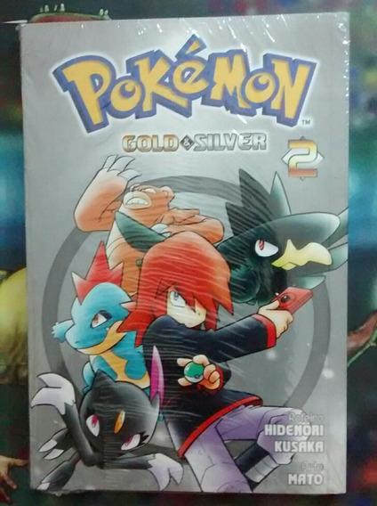 Pokemon Gold E Silver Vol 2