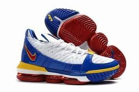 Tenis Nike Lebron 16 Superbron Original