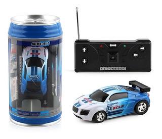 Carrito Radiocontrol Miniatura Se Carga En El Control 2pilas