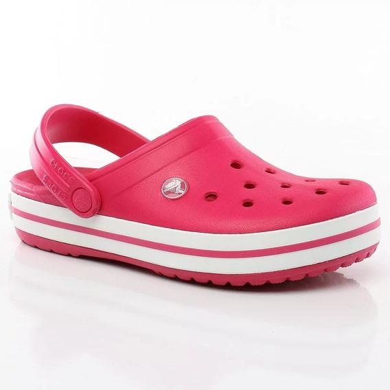 Crocs Crocband Mujer Originales Adultos
