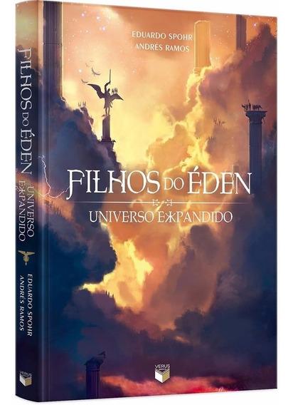 Livro Filhos Do Éden - Universo Expandido #