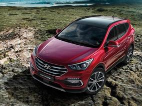 Hyundai Santa Fe 2.4 Y 3.3 7 Pasajeros Desde Usd 57.990