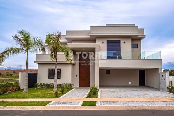 Casa À Venda Em Loteamento Parque Dos Alecrins - Ca003495