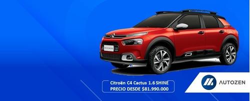 Citroën, C4 Cactus Shine At 2022