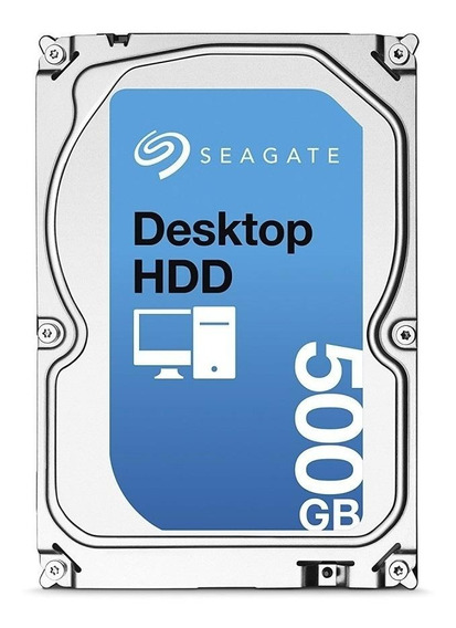 Disco rígido interno Seagate Desktop HDD ST500DM002 500GB