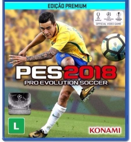 Pes Pro Evolution Soccer 2018 Pc Original