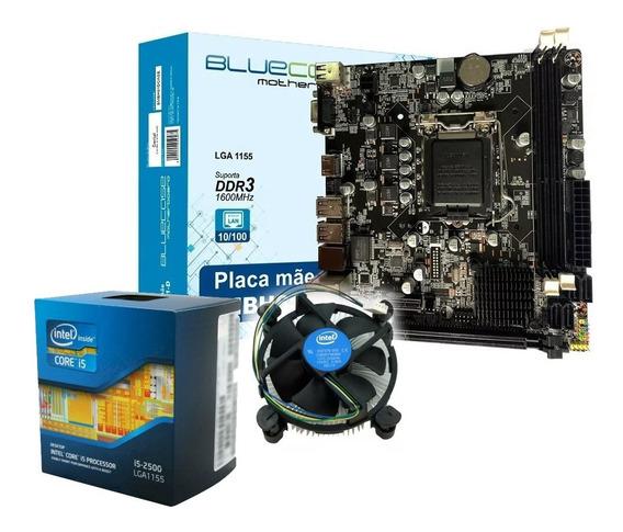 Kit Upgrade Placa Mãe + Processador I5 2500 3.70ghz Promoção