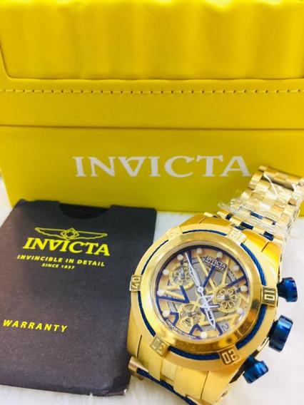 Relógio Invicta Zeus Feminino + Caixa Original