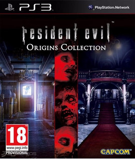 Resident Evil Origins Collection Ps3 Digital 2x1