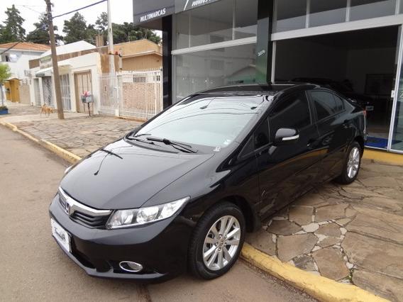 Honda Civic 1.8 Lxl 2012 Automático