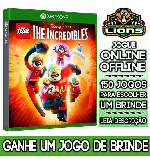 Lego Os Incríveis Xbox One + Brinde