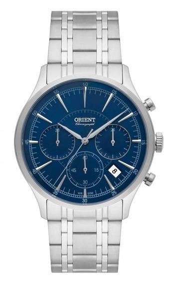 Relógio Orient Masculino Mbssc188 D1sx Cronógrafo
