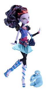 Muñeca Monster High Jane Boolittle Mona Halloween