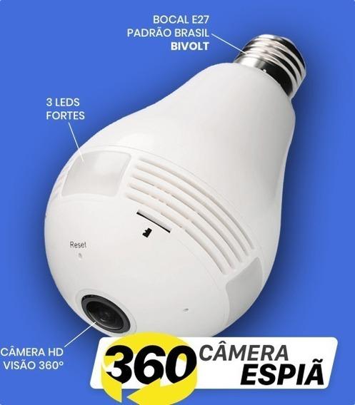 360 Câmera Espiã (atenção!leia A Descrição Abaixo)