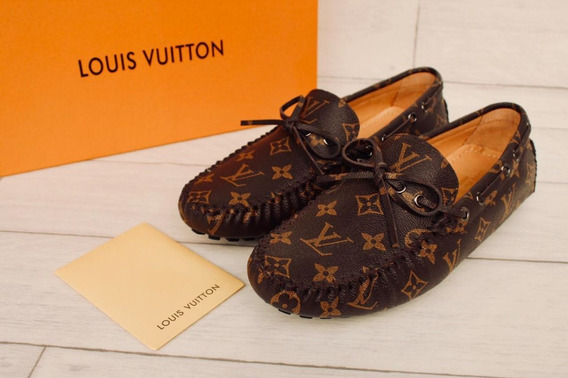 Mocasín Louis Vuitton Arizona Envío Gratis!