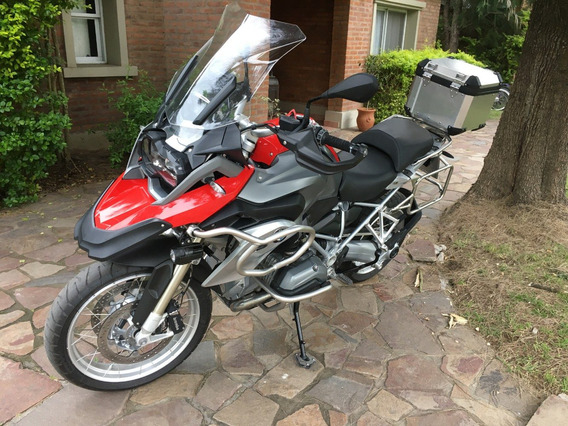 Bmw R1200gs, 2016 Impecable Sin Detalles