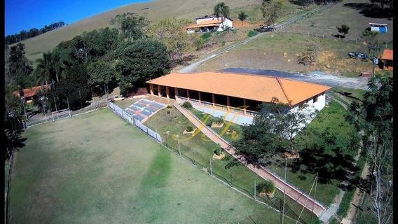 Chácara Residencial À Venda, Parque Sao Benedito, Santa Isabel. - Ch0001