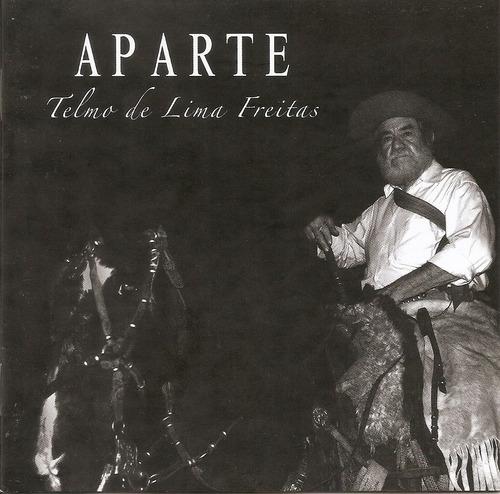 Imagem 1 de 1 de Telmo De Lima Freitas - Aparte