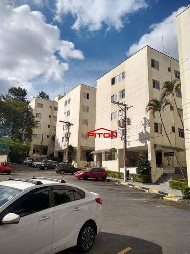 Imagem 1 de 20 de Apartamento Com 2 Dormitórios À Venda, 54 M² Por R$ 260.000,00 - Cangaíba - São Paulo/sp - Ap2362