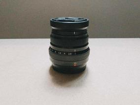 Lente Fuji 35mm F2