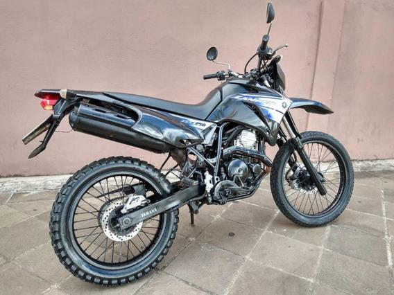 Yamaha Xtz 250 Trilha