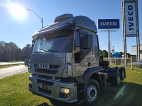 Iveco Stralis 380 6x2 2012