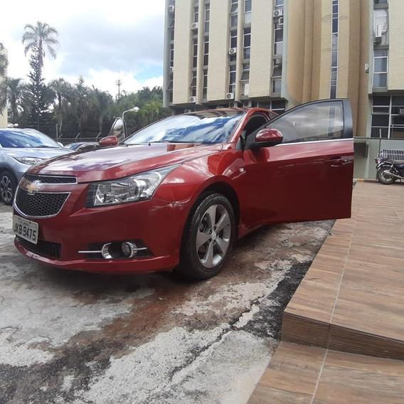 Vendo Cruze Ano 2012 1.8 Lt Manual Carro De Procedência.