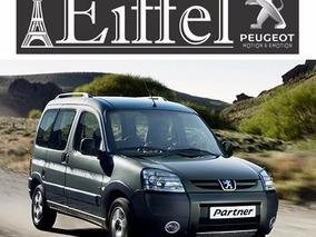 Peugeot Partner Patagónica 1.6 N Vtc Plus 0 Km 2017 A Pat.