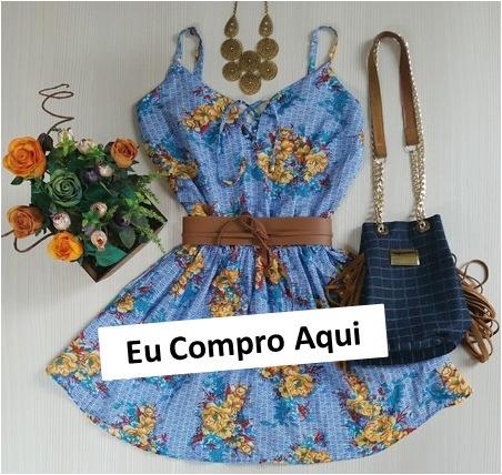 Vestido Feminino De Alça Curto Boneca Neoprene
