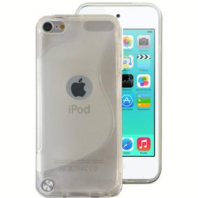 Capa Protetora Para iPod Touch 5 / Touch 6 Tpu Silicone Flex