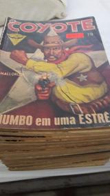 O Coyote Ed. Monterrey Lote Com 22 Livros