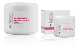 Mascarilla Facial Exfoliante Integral Peeling