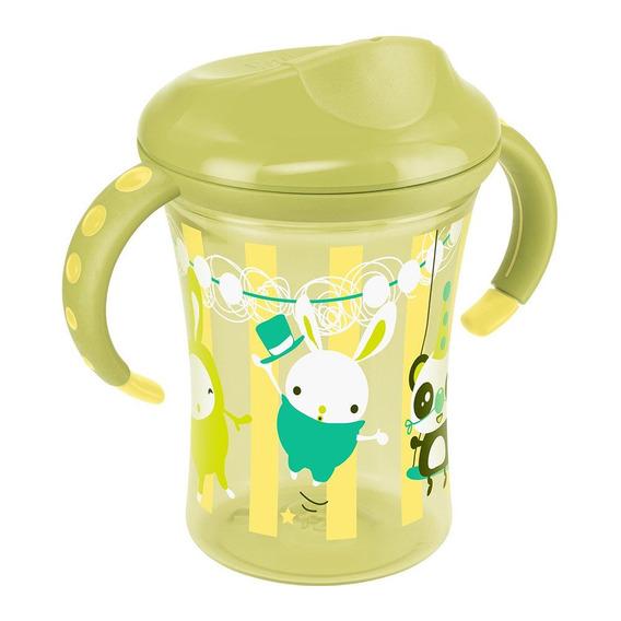 Vaso Easy Learning Cup Color Verde Marca Nuk