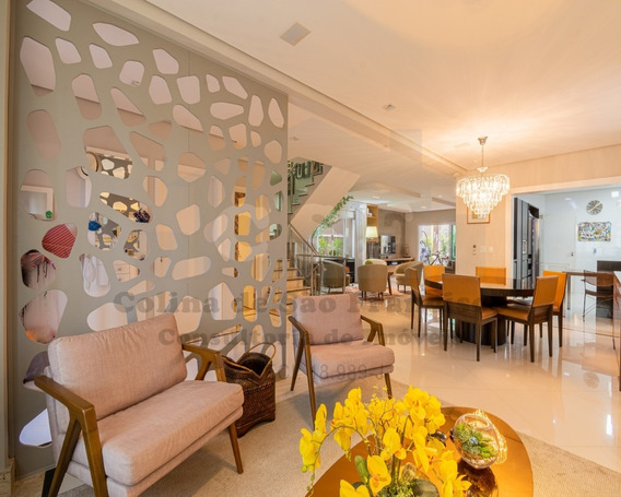 Casa De 360m² 4 Dormitórios Lorian Vila São Francisco - Ca04652 - 68149764