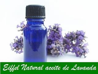 Aceite Esencial Lavanda 30 Cc Puro 100% Natural Aromaterap.