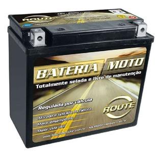 Bateria Moto Ytx20l-bs De Gel Motoscba