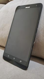 Asus Zenfone 2 Laser 32gb Ze601kl Dourado Celular Smartphone