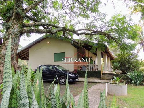 Chácara À Venda, 3600 M² Por R$ 980.000,00 - Jardim Monte Belo - Campinas/sp - Ch0037