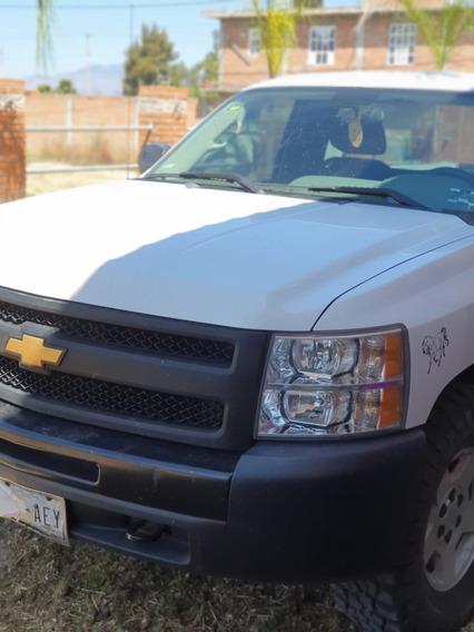 Chevrolet Silverado 4x4 2012