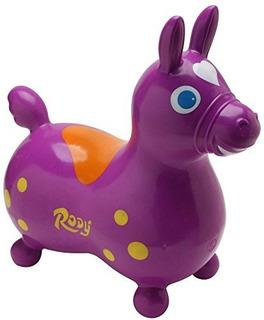 Gymnic Rody Horse Equipamiento De Gimnasia Purpura