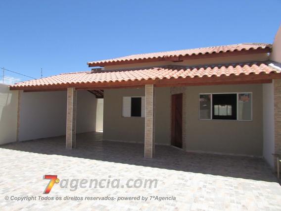 Ch296 Casa Nova Terreno Inteiro 3 Quartos Lado Praia Espaço