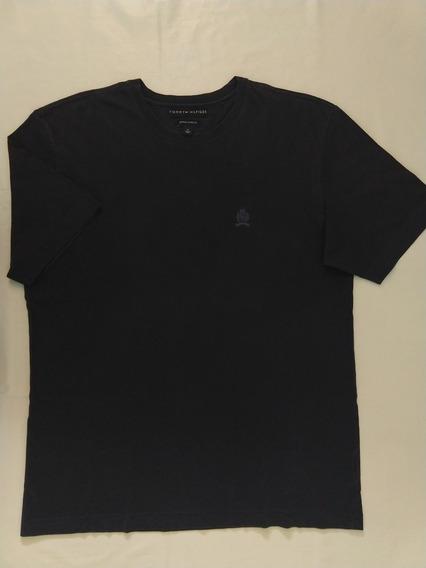 Camiseta Tommy Hilfiger Masculina M Azul Importada Original