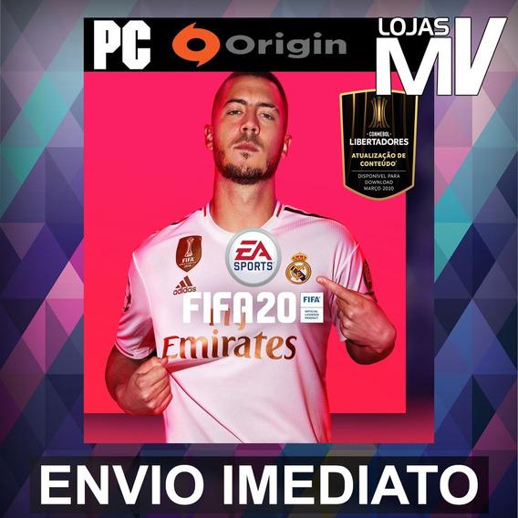 Fifa 20 Pc - Codigo Key - Origin - Envio Imediato